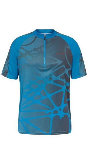 VAUDE M's Skit Shirt Teal Blue (375)